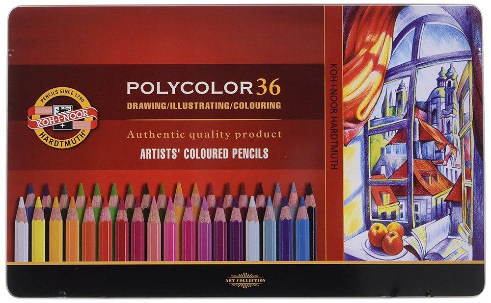 Koh-I-Noor Polycolor
