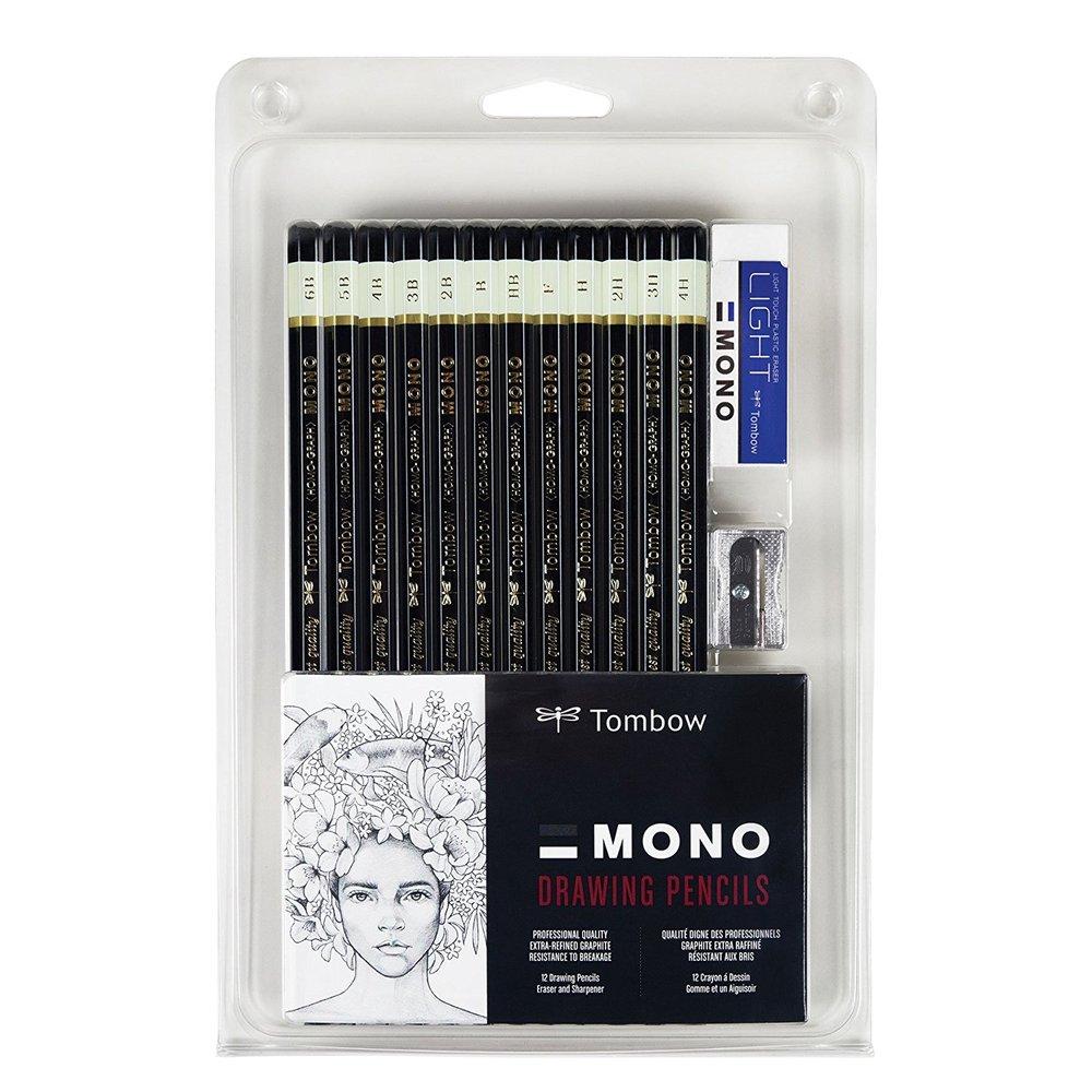 Tom Bow Graphite Pencils