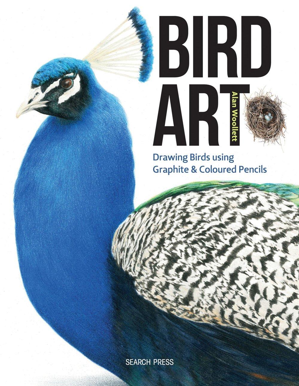 Bird Art by Alan Woollett
