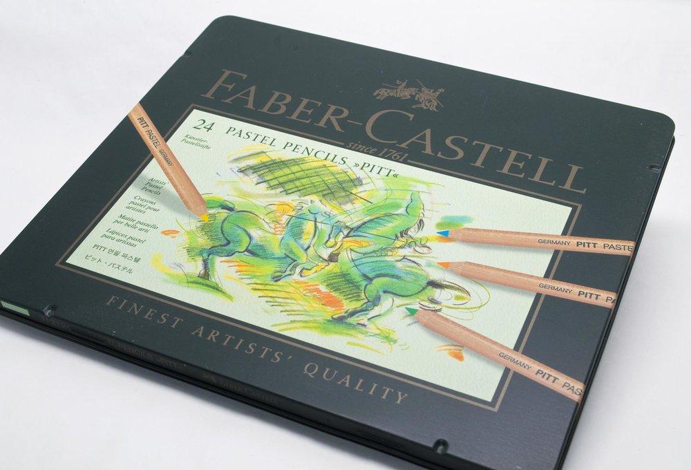 faber castell pitt pastel pencils the art gear guide