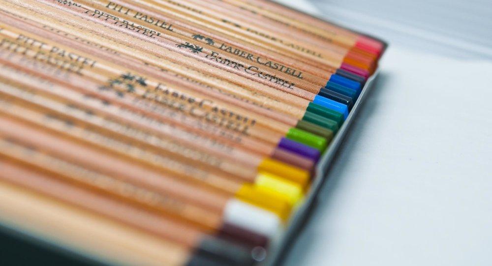 Faber Castell Pitt Pastels