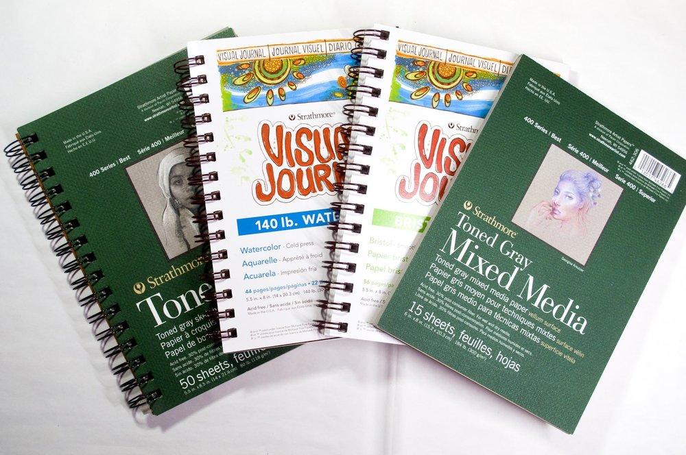 Strathmore Sketch Books.jpg