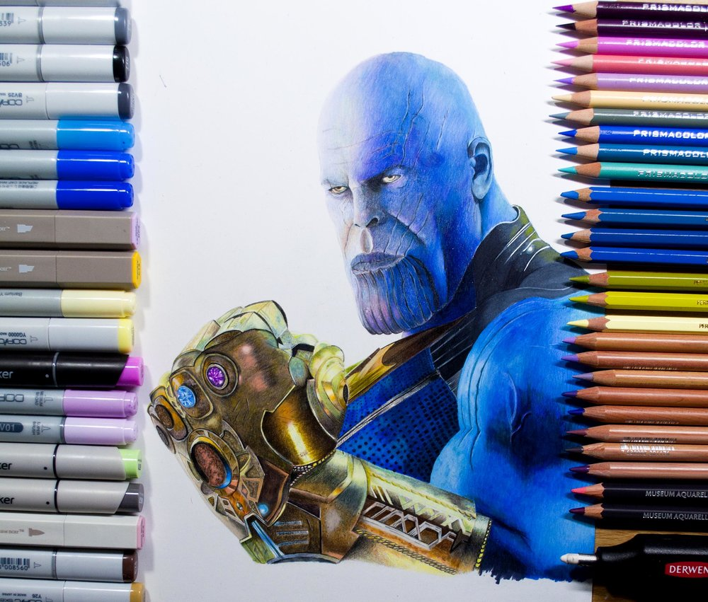 Thanos Pencils and Markers.jpg