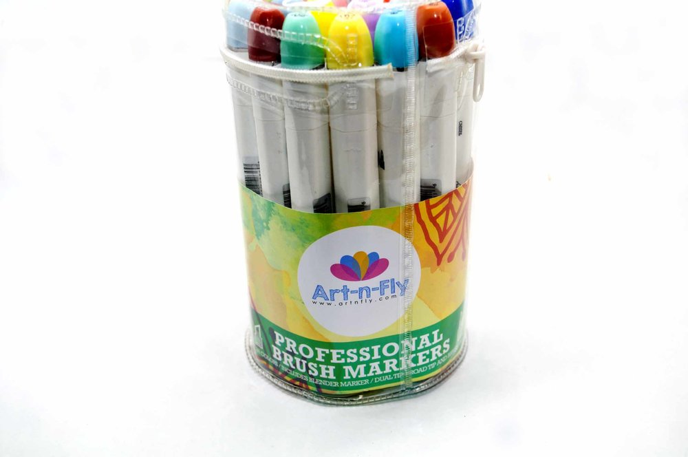 24 Set of Art-N-Fly Markers