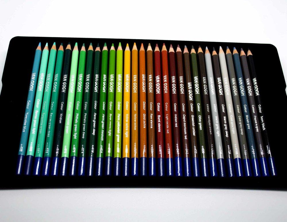 Van Gogh Second Pencil Tray .jpg