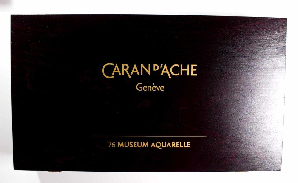 Caran Dache Museum Aquarelle 76 Box Set.jpg