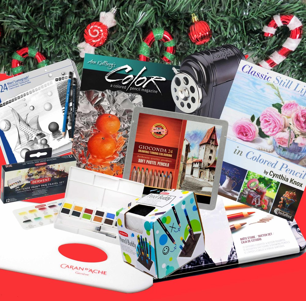 Christmas Gift Ideas For The Artist In Your Life — The Art Gear Guide