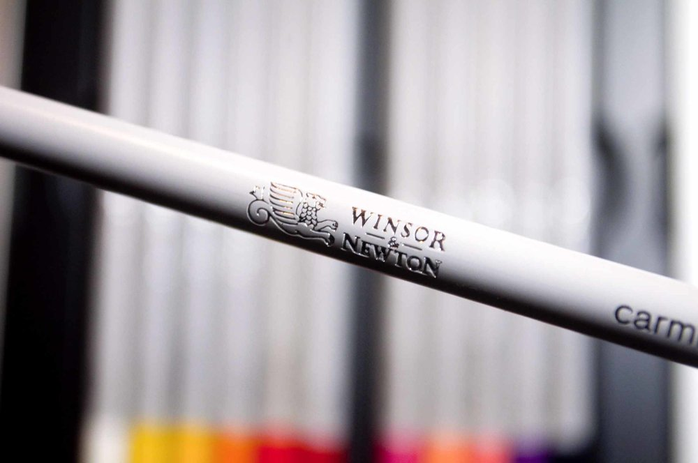 W&N Best Logo Pencils.jpg