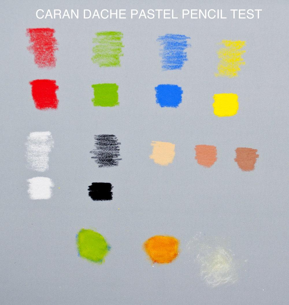 Caran Dache Pastel Test.jpg