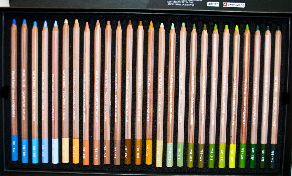 CD Pastel Pencil Second Layer.jpg