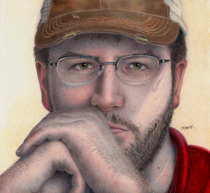 Colored Pencil Portraiture Course The Art Gear Guide