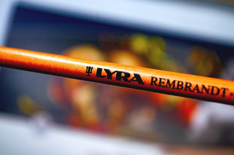 Lyra Rembrandt Monochrome Sketching Set of 6