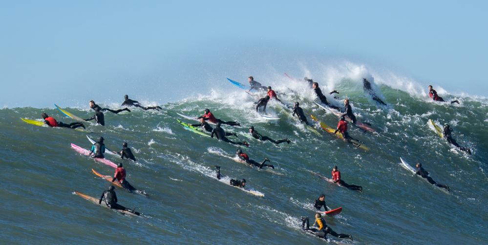surf social media