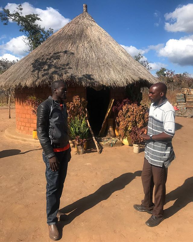 ‪We traveled to 3 neighboring villages in the Lusaka province, visited health centres, discussed #strategies with the #community chiefs and residents for our upcoming project 🇿🇲 More via insta stories! @wacria #communitydevelopment #malariaprevention