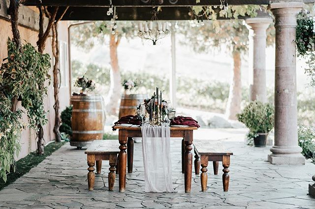 WINE COUNTRY. Wine not get married at a winery overlooking Tuscany, I mean Chelan. Tap photo for vendor credit.