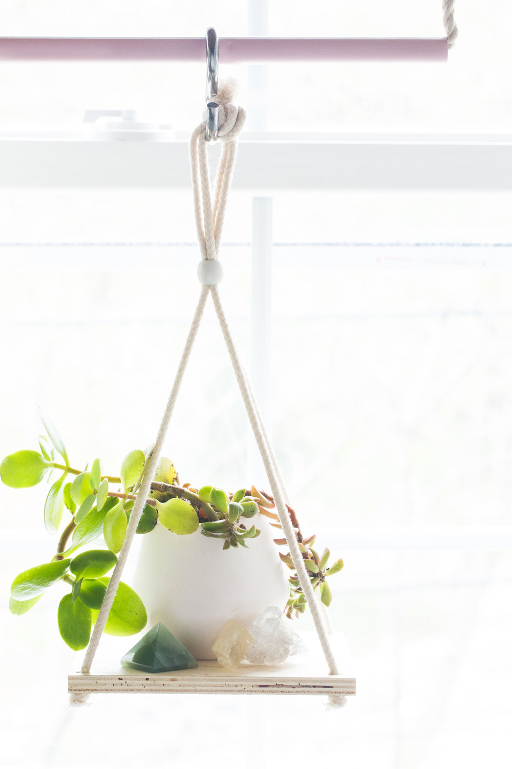 janet crowther diy hanging plant bar 3
