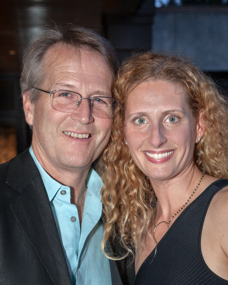 Jeff Goshay, Mary Hohlman