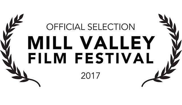 Our theatrical premiere will be at the Mill Valley Film Festival on 10/14/17