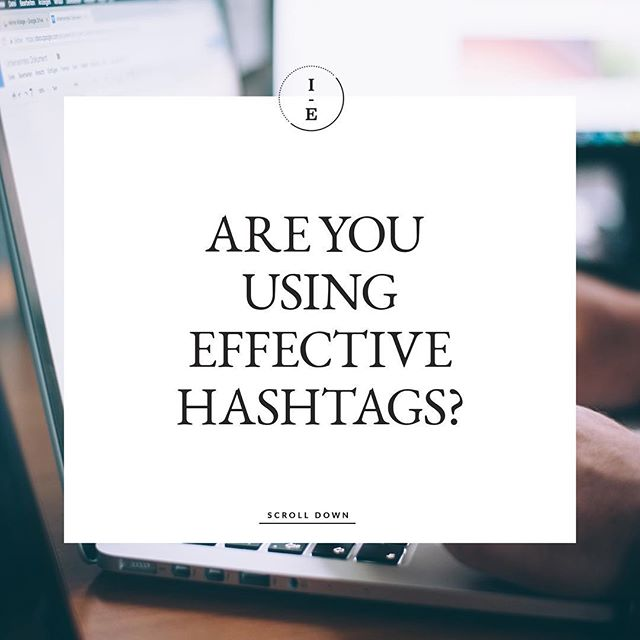 How to use hashtags that will give you results: 1. DO JOIN A CONVERSATION BY USING THE NATIVE HASHTAG: As a realtor, make it a point to join the conversation with the most organic hashtag your audience is already using. This can be a chance to strengthen your brand loyalty and have your followers and clients feel acknowledged. - 2. DO USE HASHTAGS ON ALL PLATFORM: It's not just a Twitter thing. Developing a hashtag that can be used on Twitter, Facebook, and Instagram can help you widen your reach, while also continuing the conversation across all platforms. - 3. DON'T ADD HASHTAGS TO EVERY SINGLE WORD: Adding as many hashtags to your sentence doesn't add extra value for your followers. Actually, it does the opposite making your dialogue on social media feel forced and too marketed. - 4.DON'T USE INACCURATE HASHTAGS It's social media's version of spam. Really, it's one of the ways to isolate current and potential followers all at once. Use relevant hashtags that are in line with your voice on social media and one your followers will acknowledge.