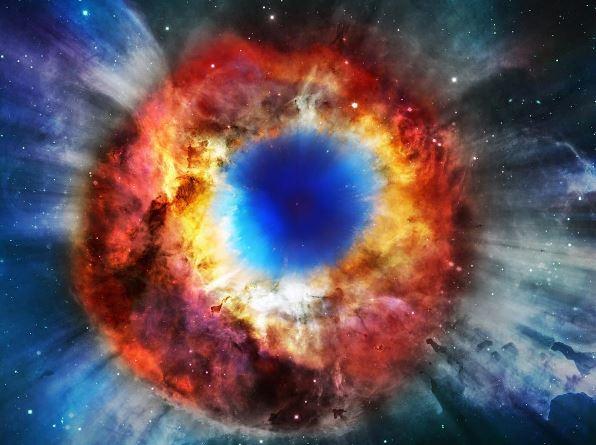 Helix Nubula -  © ESA/Hubble