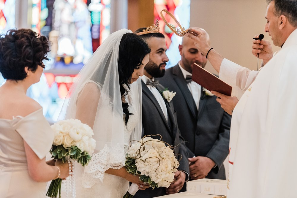 lebanese wedding tradition photo