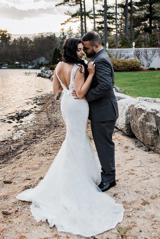 beautiful lebanese bride