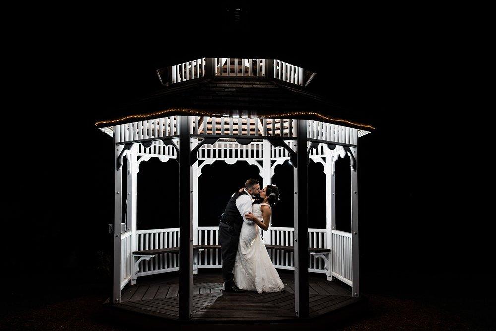 boston bride groom night photo