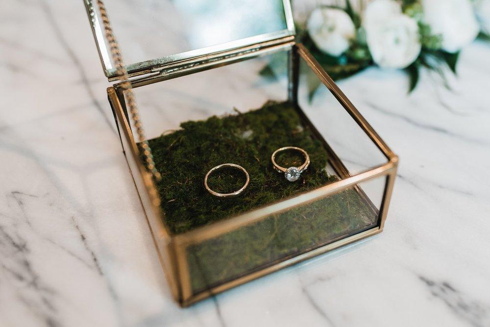 wedding ring details CT