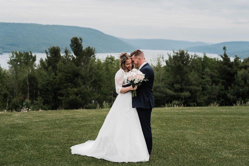 canandaigua wedding