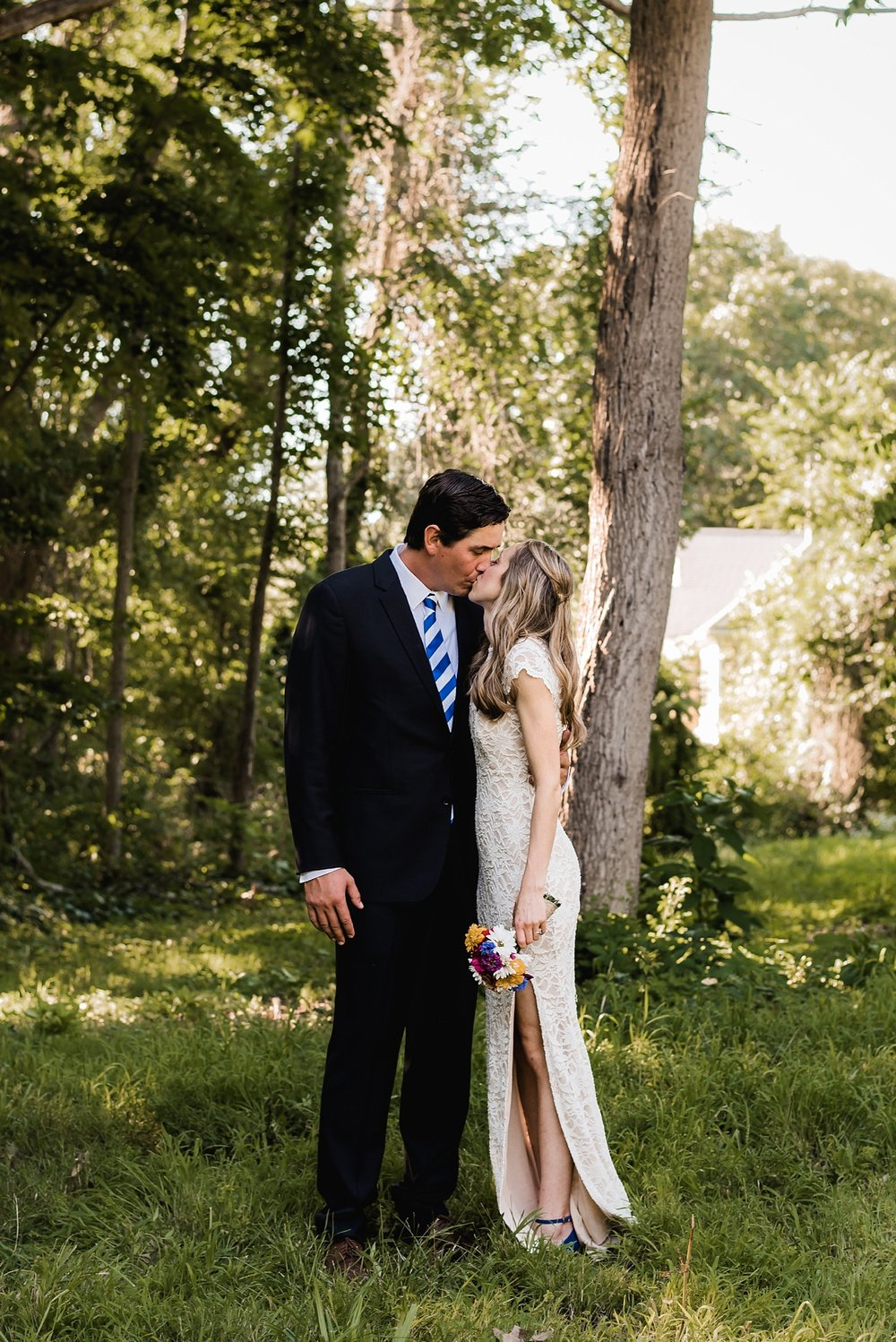 new york bride and groom photo