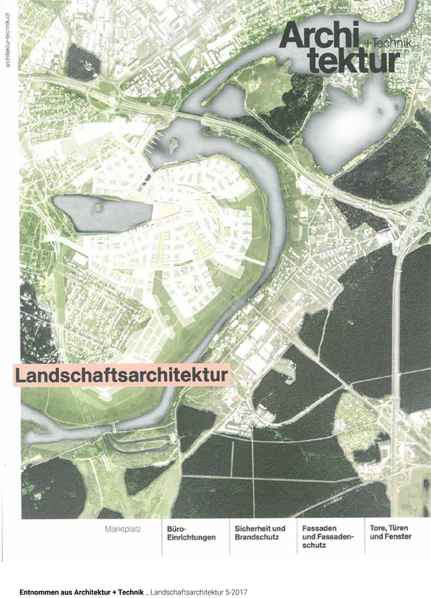 architektur magazine land
