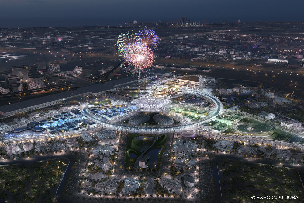 expo 2020 dubai land