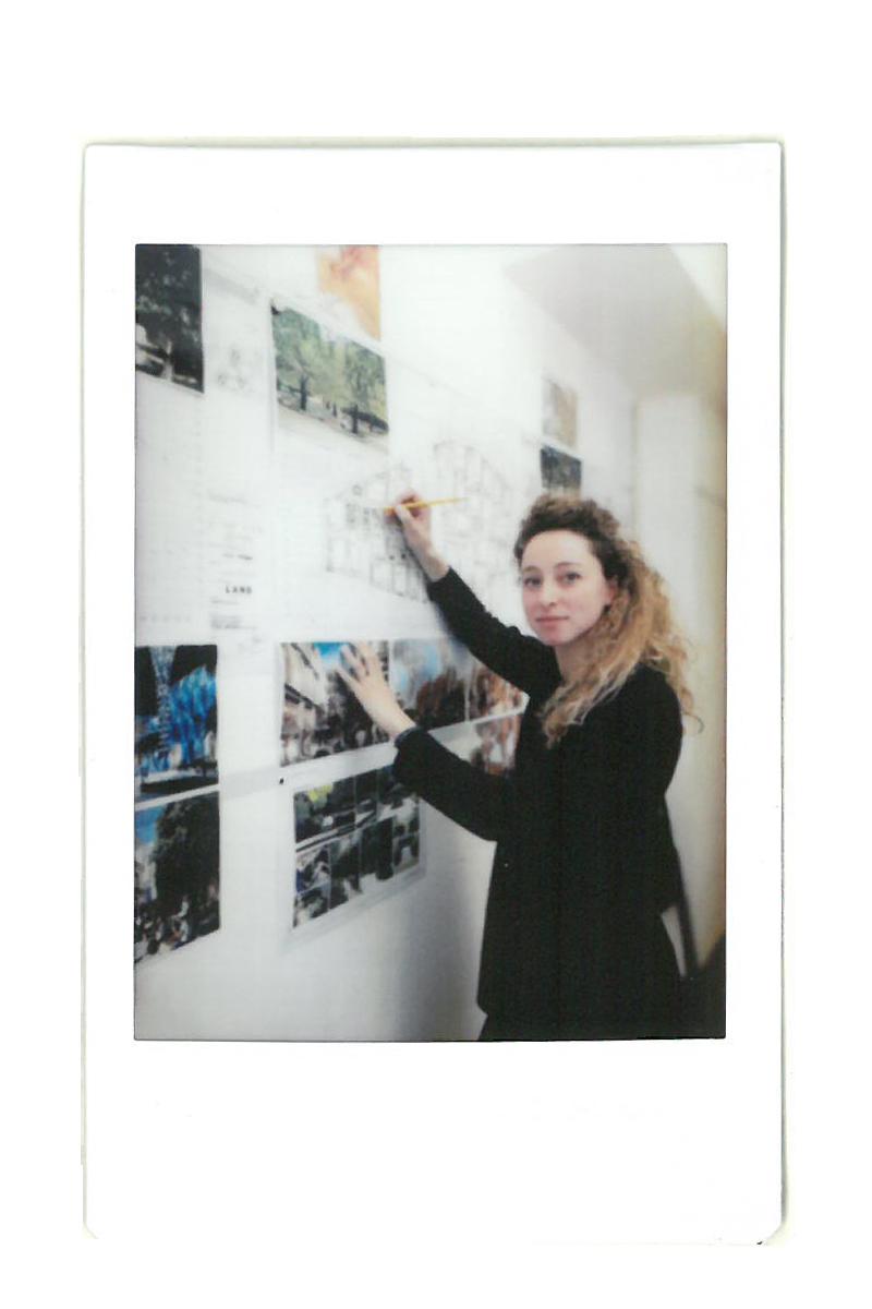 Giulia Bonisoli  Architect