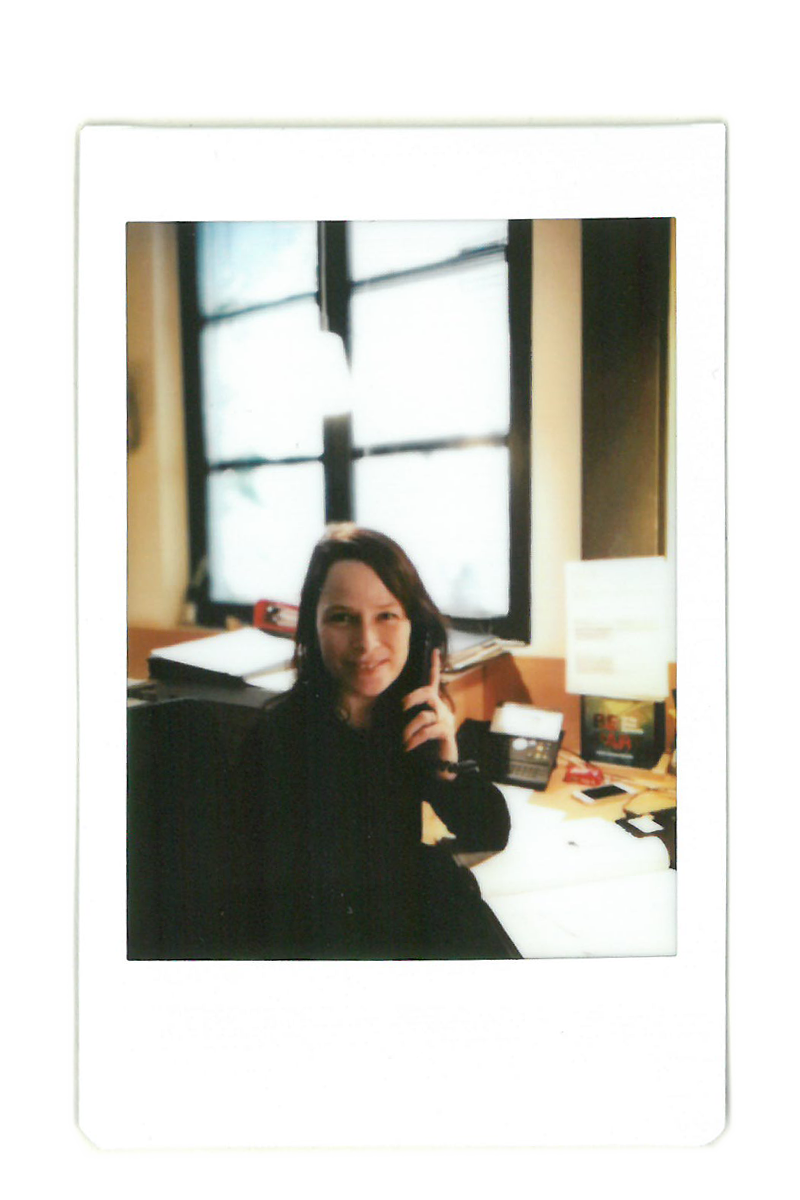 Sandy Schott  Assistant to Andreas Kipar