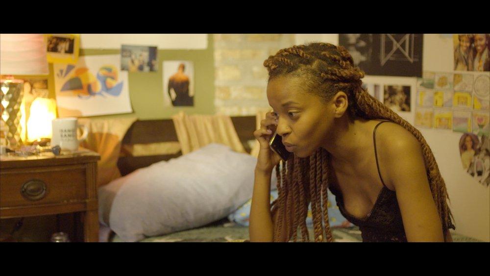 Sonia Denis as 'Patricia'