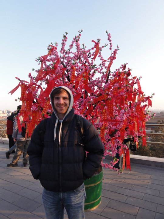 Teacher Ben Harvey reflects on four years working as a lecturer in English literature at the University of Beijing. -