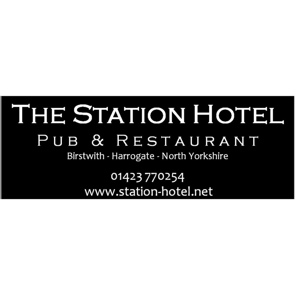 Thank you to The Station Hotel in Birstwith for being our main sponsor on the Abba Night