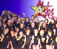 All the Arts Theatre School web: allthearts.co.uk twitter: @Alltheartsltd
