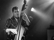 Chris Gangi  (bass) -Founding member of American bluegrass band CORNMEAL.