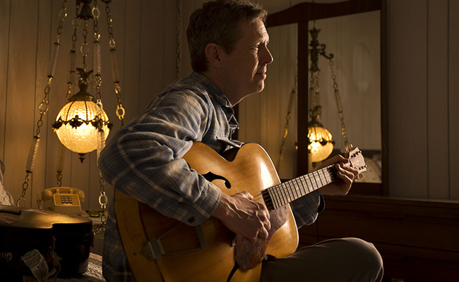 "Robbie Fulks  a singer, recording artist, instrumentalist, composer, and songwriter. His most recent release, 2017's  Upland Stories , earned year's-best recognition from NPR and  Rolling Stone  among many others, as well as two Grammy® nominations, for folk album and American roots song (""Alabama At Night"")."