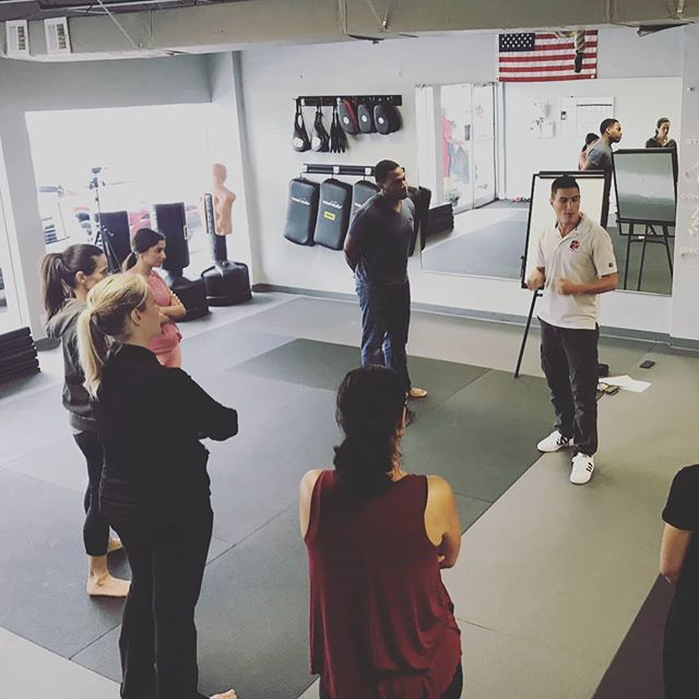 Sharing knowledge and empowering others is a huge part what makes martial arts so rewarding. Looking forward to the next Sakura women's course. #sakura #yuukidefense #selfdefense #womensselfdefense #womenempowerment #teachingislearning #flashback #empowerment #sharingiscaring