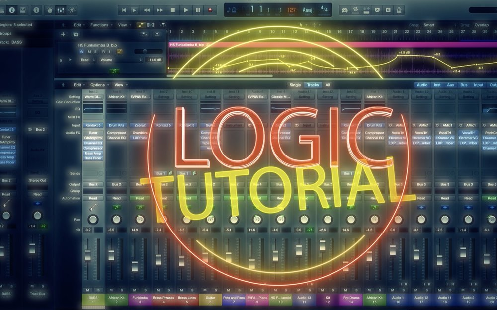 CLICK THE ABOVE IMAGE TO WATCH THE VIDEO ABOUT LOGIC X IF YOU WANT A VIDEO  WITHOUT  A VOICEOVER CLICK :    HERE