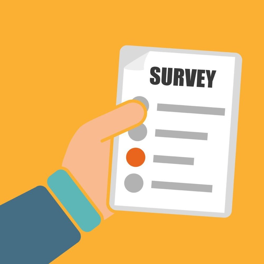 Click the Above Image to Take the Survey 25 points