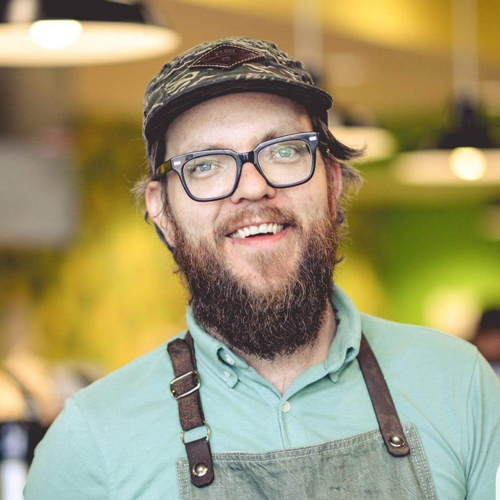 Jason Heid  Barista, BisMan Food Co-op