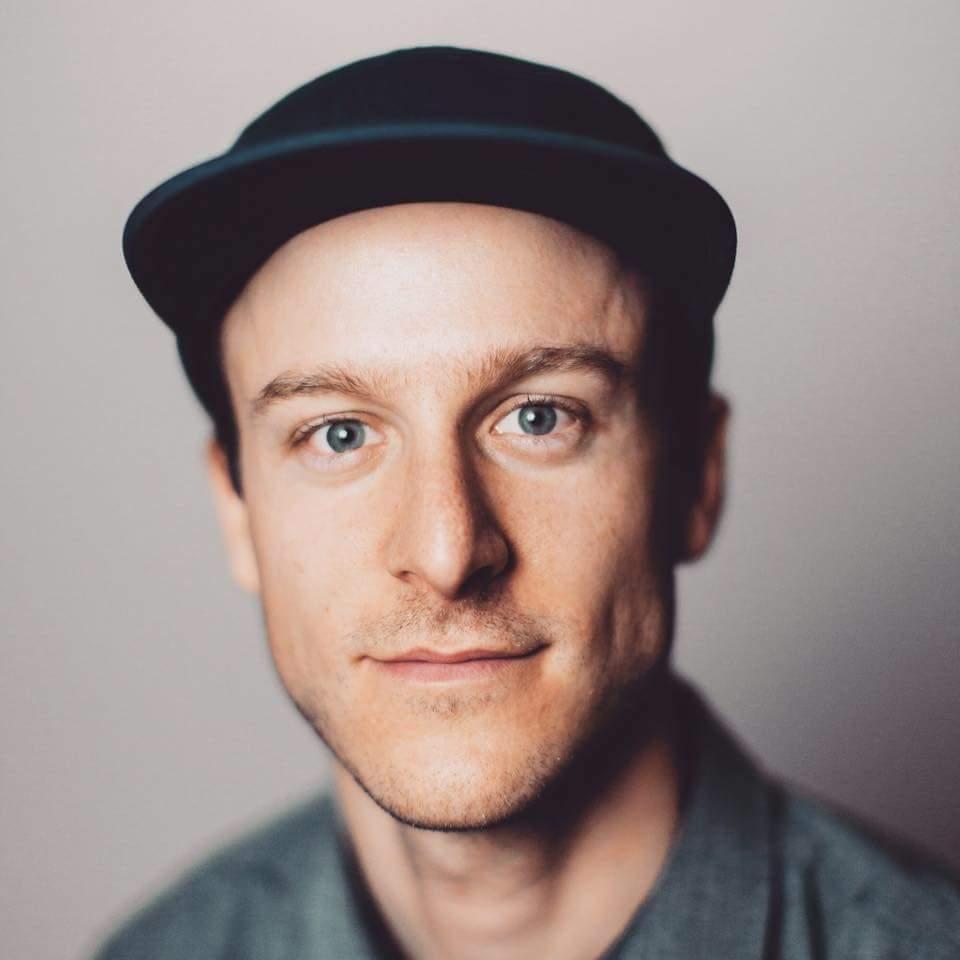 Tyler Huber  Graphic Designer