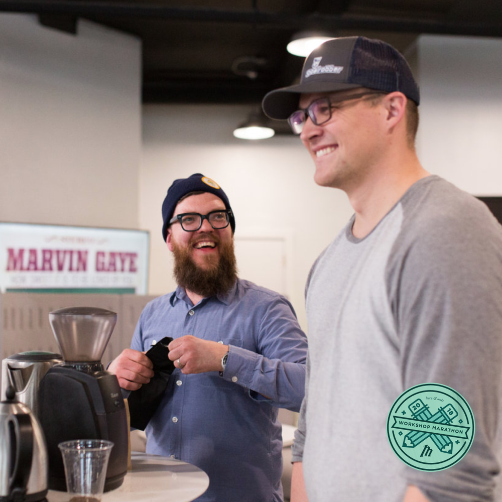Join us 9-10am | Coffee Workshop