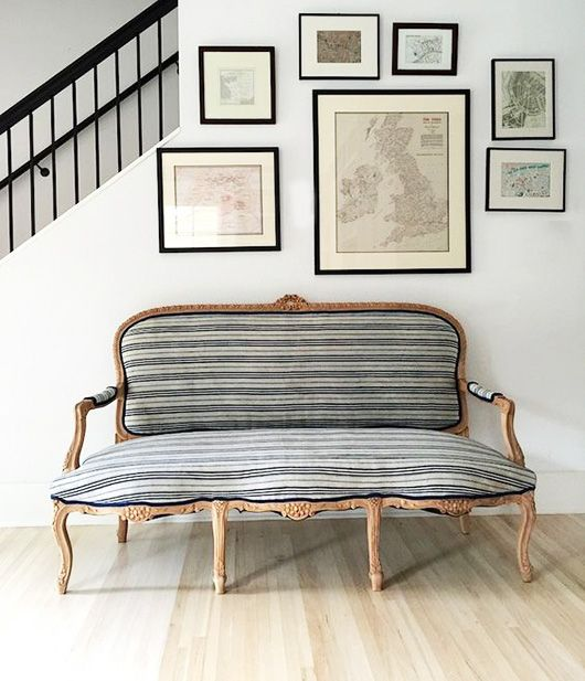 Sundling Studio - Currently Obsessing - Stripes - Settee.jpg