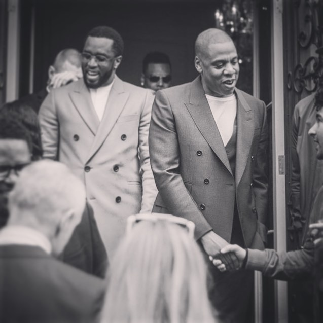 What's better than one billionaire? Two I'll be damned if I drink some Belvedere while Puff got CÎROC -- Jay Z, Family Feud . . . . . #jayz #444 #jayz444 #444quotes #444quotables #jayzandbeyonce #beyonce #beyonceandjayz #blackexcellence #rocnation #entrepreneur #entrepreneurship #blackbusiness