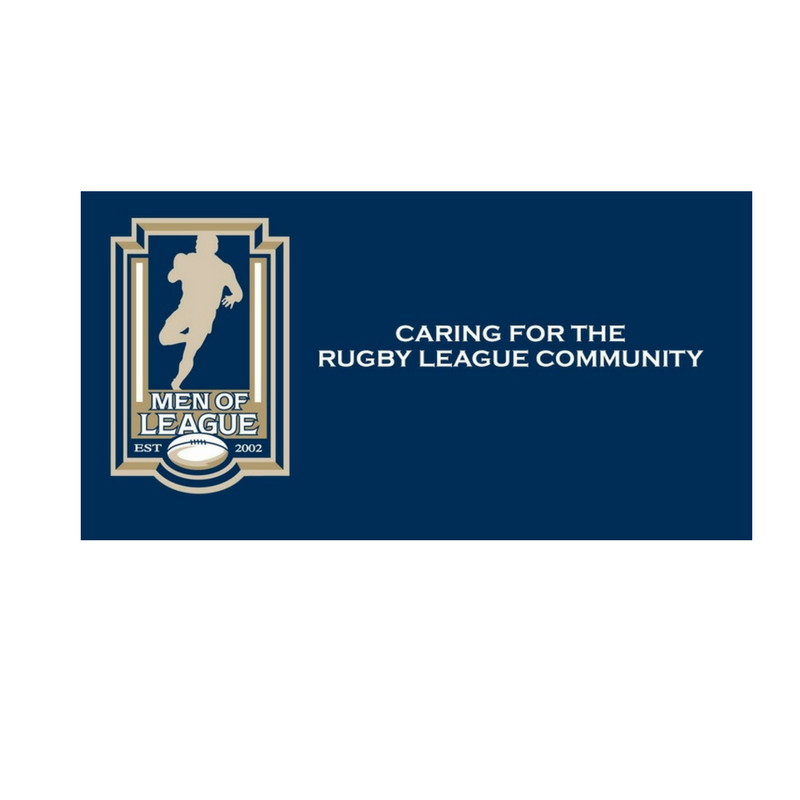 Men of league foundation Providing assistance for players, coaches, referees, officials, administrators and their families, through difficult times.