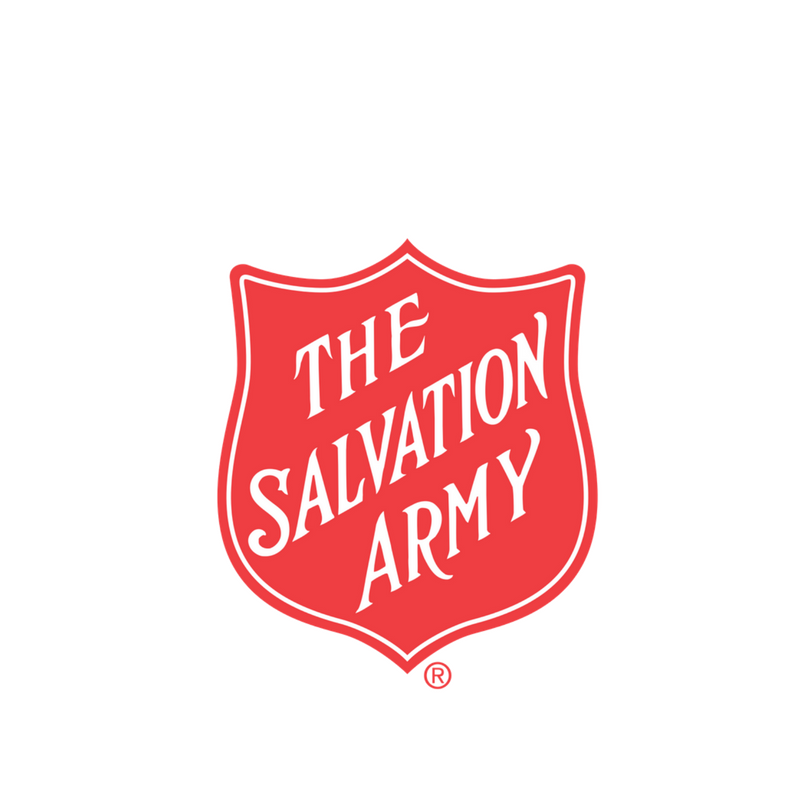 The salvation army Providing assistance and support for local families in need.